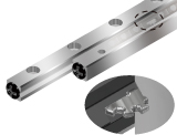 Cross-Roller Guide with Cage Alignment System VRG