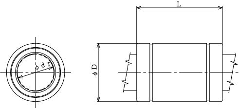 直线轴承-THK轴承